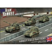 Team Yankee - Abbot Field Battery