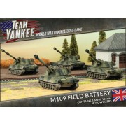 Team Yankee - M109 Field Battery