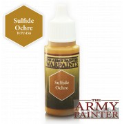 Army Painter Paint: Sulfide Ochre
