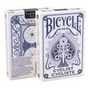 Bicycle : Cyclist - Bleu