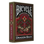Bicycle : Dragon Back - Gold