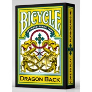 Bicycle : Dragon Back - Jaune