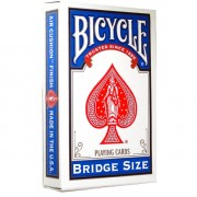 Bicycle : Bridge Size - Bleu