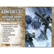 Konflikt 47 - British Army Starter Set