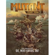 MUTANT: Year Zero - Genlab Alpha : Die, Meat-Eaters, Die!