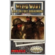 Savage Worlds - Weird War 1 - Raid on Fort Douaumont Adventure