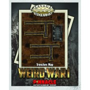 Savage Worlds - Weird War 1 - Trenches - Bridge maps