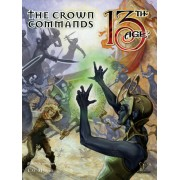 13th Age Fantasy RPG - The Crown Commands