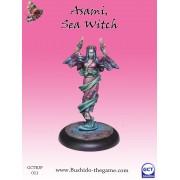 Bushido - Asami, Sea Witch