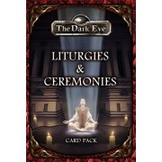 The Dark Eye RPG : Liturgies & Ceremonies Card Pack