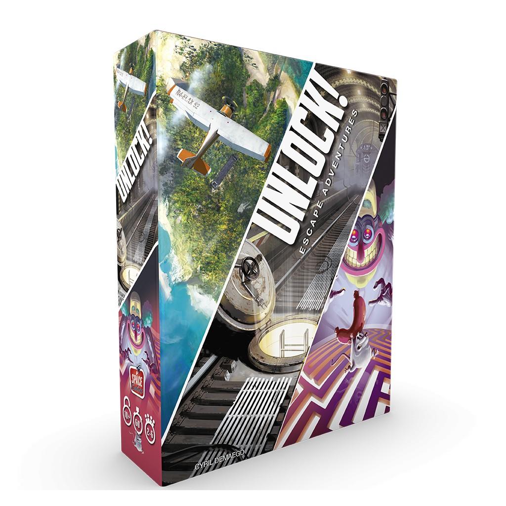 Unlock : Escape adventures