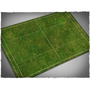 Terrain Mat Mousepad - Fantasy Football Game Mat - Grass - 55x92