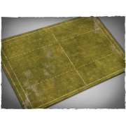 Terrain Mat Mousepad - Fantasy Football Game Mat - Plains - 55x92