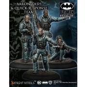 Batman - Batman - Aaron Cash and the Quick Response Team