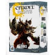 Citadel Paints : Orks