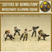 Dust - Sisters of Demolition Premium