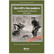 Mini Games Series - Merrill's Marauders pas cher