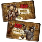 Playmat - Bang! The Duel