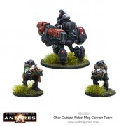 Antares - Ghar Outcast Rebel Mag Cannon Team