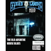 Savage Worlds - Deadlands Noir : GM Screen