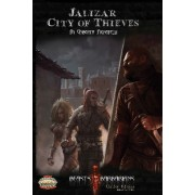 Savage Worlds - Beasts & Barbarians : Jalizar City of Thieves