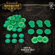 Warmachine - Cryx, Set de Marqueurs 2016