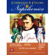 Commands & Colors: Napoleonics Expansion 6 - Epic Napoleonics