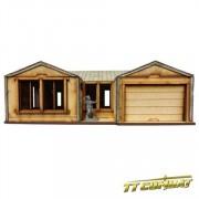 Suburban House A