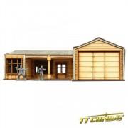 Suburban House D