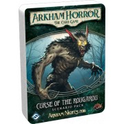 Arkham Horror : The Card Game - Curse of the Rougarou Scenario Pack (POD)