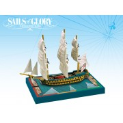 Sails of Glory - HMS Bahama 1805 - HMS San Juan 1805
