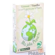 Jeu de 7 familles - Ma Jolie Planète