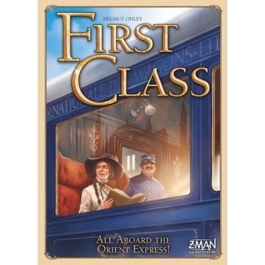 First Class : The Orient Express (Anglais)
