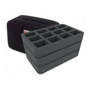 Foam Tray : Mini Plus Case for 44 Blood Bowl Miniatures (2016 Edition)