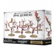 Age of Sigmar : Chaos - Deamons of Tzeentch Pink Horrors