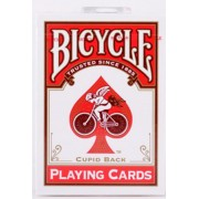 Bicycle : Cupid Back - Rouge