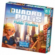 Quadropolis - Extension Services Publics