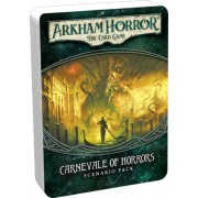 Arkham Horror : The Card Game - Carnevale of Horrors Scenario Pack (POD)