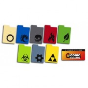 Iconic Divider Pack (x8)