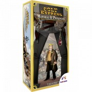 Colt Express (Anglais) - Marshal & Prisoners