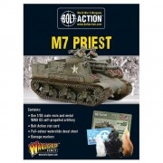 Bolt Action - M7 Priest Self-Propelled Gun
