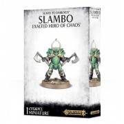 Age of Sigmar : Chaos - Slave to Darkness Slambo The Exalted Hero of Chaos