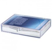 Hinged Clear Box - For 35 Cards