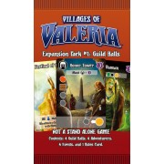Villages of Valeria : Guild Halls pas cher