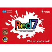 Red7 (Lucrum Games) (Anglais)