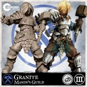 Guild Ball - Granite