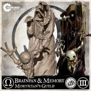 Guild Ball - Brainpan & Memory