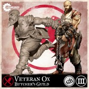 Guild Ball - Veteran Ox