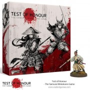 Test of Honour - The Miniatures Game (Edition Limitée)
