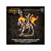 Warmachine - Feora, the Conquering Flame